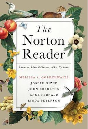 Bog, paperback The Norton Reader af Melissa Goldthwaite