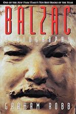 Balzac af Graham Robb
