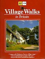Village Walks in Britain (AA GUIDES)