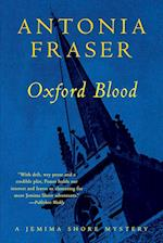 Oxford Blood (Jemima Shore Mysteries Paperback)