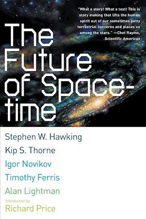 Bog paperback The Future of Spacetime af Stephen Hawking Alan Lightman Timothy Ferris
