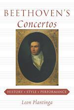 Beethoven's Concertos
