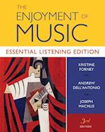 The Enjoyment of Music af Andrew Dell'Antonio
