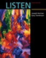 Listen af Joseph Kerman, Gary Tomlinson, Vivian Kerman