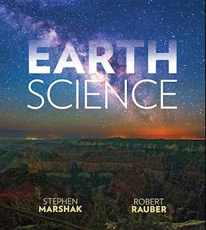 Bog paperback Earth Science - The Earth The Atmosphere and Space af Stephen Marshak