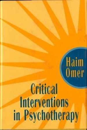 Critical Interventions in Psychotherapy