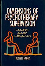 Dimensions of Psychotherapy Supervision (Norton Professional Books Hardcover)