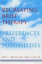 Recreating Brief Therapy (Norton Professional Books Hardcover)