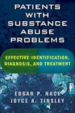 Patients with Substance Abuse Problems
