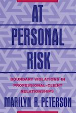 At Personal Risk
