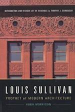 Louis Sullivan af Hugh Morrison
