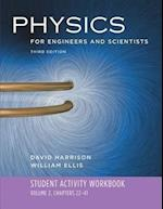 Student Activity Workbook af David Harrison, William Ellis