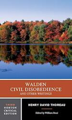 Walden / Civil Disobedience / and Other Writings af Henry David Thoreau, William Rossi