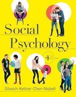 Social Psychology af Dacher Keltner, Tom Gilovich, Serena Chen