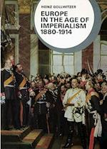 Europe in the Age of Imperialism, 1880-1914 af Heinz Gollwitzer