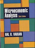 Microeconomic Analysis af Hal R Varian