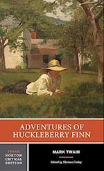 Adventures of Huckleberry Finn (Norton Critical Editions)