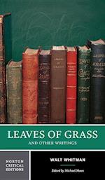 Leaves of Grass and Other Writings af Walt Whitman, Michael Moon, Sculley Bradley