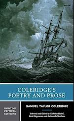 Coleridge's Poetry and Prose af Raimonda Modiano, Paul Magnuson, Nicholas Halmi