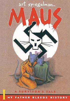 Bog paperback Maus a Survivors Tale af Art Spiegelman