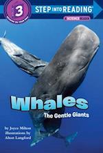 Whales (A STEP 2 BOOK--GRADES 1-3)