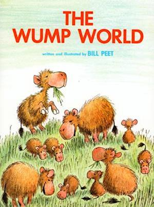 Bog, paperback The Wump World af Bill Peet