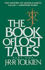 The Book of Lost Tales (History of Middle Earth Paperback, nr. 1)