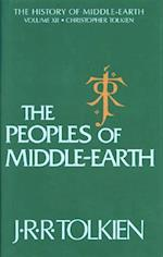 The Peoples of Middle-Earth (History of Middle Earth Hardcover, nr. 12)