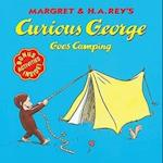 Curious George Goes Camping af H A Rey, Margret Rey