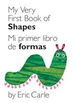 My Very First Book of Shapes / Mi Primer Libro de Figuras