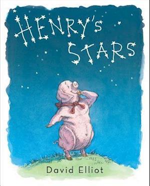 Bog, hardback Henry's Stars af David Elliot