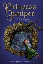 Princess Juniper of the Anju af Ammi-Joan Paquette