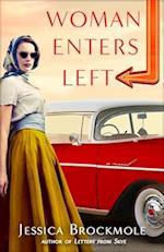 Woman Enters Left