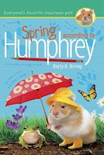 Spring According to Humphrey af Betty G. Birney