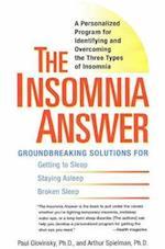 The Insomnia Answer af Paul Glovinsky