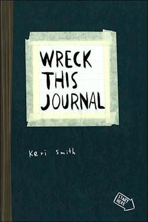 Bog, paperback Wreck This Journal af Keri Smith