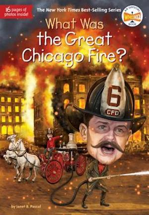Bog, paperback What Was the Great Chicago Fire? af Janet Pascal