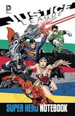 Justice League Super Hero Notebook (Dc Comics)