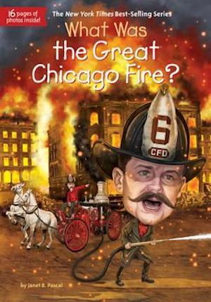 Bog, hardback What Was the Great Chicago Fire? af Janet Pascal