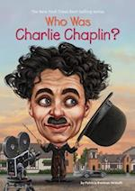 Who Was Charlie Chaplin? (Who Was Hardcover)