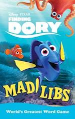 Finding Dory Mad Libs (Mad Libs)