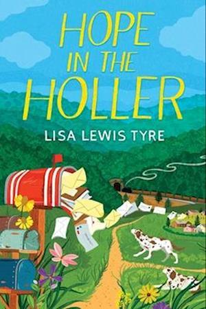 Bog, hardback Hope in The Holler af Lisa Lewis Tyre