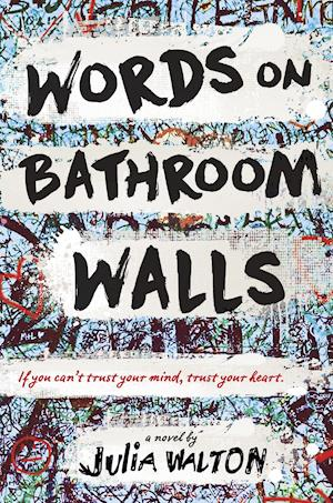 Bog, hardback Words On Bathroom Walls af Julia Walton