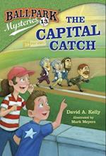 The Capital Catch (Ballpark Mysteries)