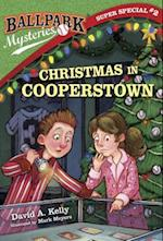 Christmas in Cooperstown (Ballpark Mysteries)
