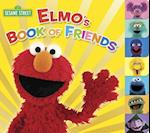 Elmo's Book of Friends (Sesame Street Board Books)
