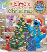Elmo's Countdown to Christmas (Sesame Street Board Books)