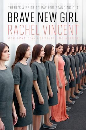Bog, hardback Brave New Girl af Rachel Vincent