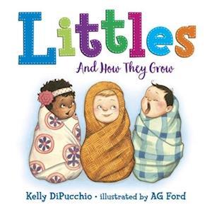 Bog, hardback Littles af Kelly DiPucchio