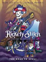 Rickety Stitch and the Gelatinous Goo af Ben Costa, James Parks